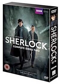 BBC 셜록 : 시즌 2 (2disc)