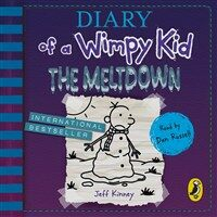 Diary of a Wimpy Kid: The Meltdown (book 13) (CD-Audio, Unabridged ed)