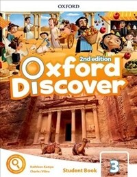 Oxford Discover: Level 3: Student Book Pack (Paperback, 2 Revised edition)