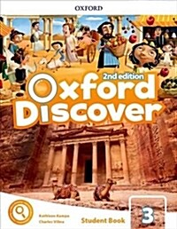 Oxford Discover: Level 3: Student Book Pack (Package, 2 Revised edition)