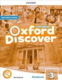 Oxford Discover: Level 3: Workbook with Online Practice (Paperback, 2 Revised edition)