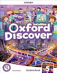 Oxford Discover: Level 5: Student Book Pack (Package, 2 Revised edition)