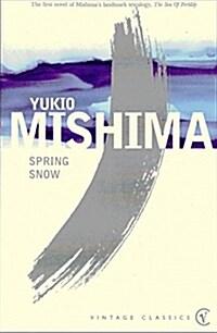 Spring Snow (Paperback)