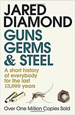 Guns, Germs And Steel : 20th Anniversary Edition (Paperback)