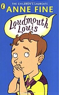 [중고] Loudmouth Louis (Paperback)