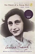 [중고] The Diary of a Young Girl : The Definitive Edition (Paperback)