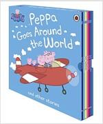 페파 피그 원서 페이퍼백 6종 세트 : Peppa Pig : Around the World and Other Stories