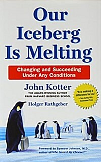 Our Iceberg is Melting : Changing and Succeeding Under Any Conditions (Hardcover)