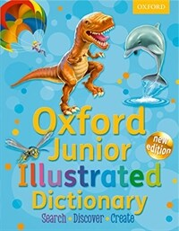 Oxford Junior Illustrated Dictionary (Package)