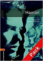 Oxford Bookworms Library: Level 2:: Hamlet Playscript audio CD pack (Package)
