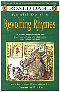 Roald Dahls Revolting Rhymes (Paperback)