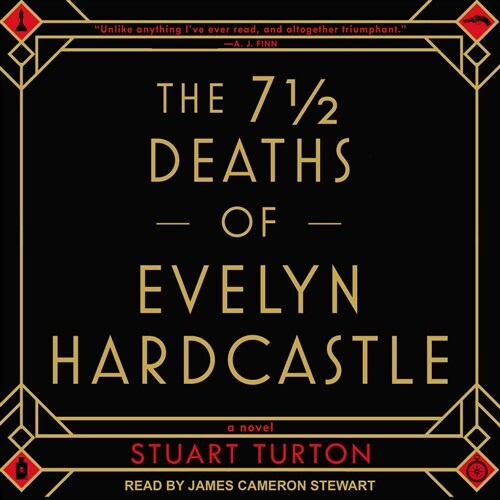 The 7 A Deaths of Evelyn Hardcastle (Audio CD)