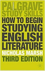How to Begin Studying English Literature (Paperback)