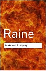 Blake and Antiquity (Paperback)