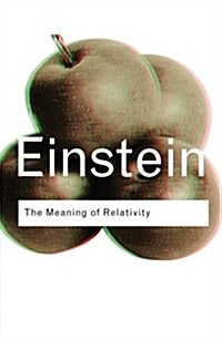 The Meaning of Relativity (Paperback)