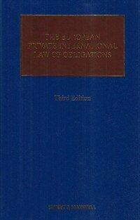The European private international law of obligations 3rd ed