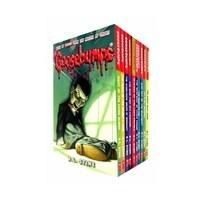 Goosebumps Series 10 Books Collection Set (Paperback, 영국판)