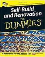 Self Build and Renovation For Dummies (Paperback)