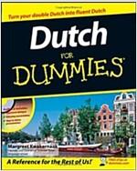 Dutch For Dummies (Paperback)