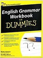English Grammar Workbook For Dummies (Paperback, UK Edition)