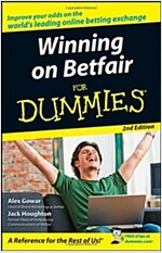 Winning on Betfair For Dummies (Paperback, 2nd Edition)