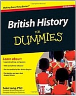 British History For Dummies (Paperback, 3rd Edition)