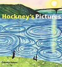 Hockney's Pictures (Paperback, 325 illustrations, 277 in colour)