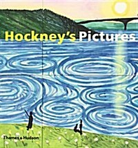 Hockneys Pictures (Paperback, 325 illustrations, 277 in colour)