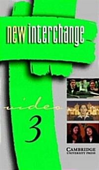 New Interchange Video 3 VHS PAL (Hardcover)