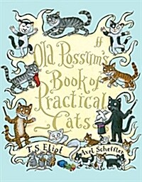 Old Possums Book of Practical Cats (CD-Audio, Main)