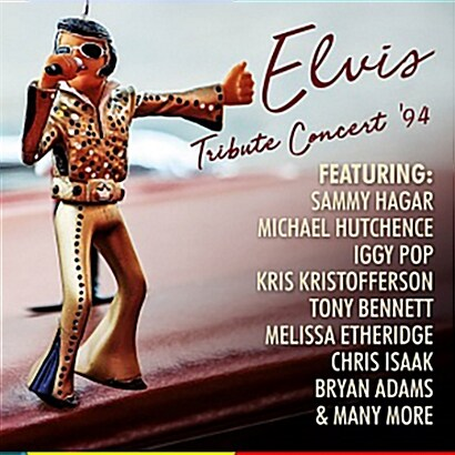 [수입] Elvis Tribute Concert 94 [2CD]