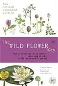 The Wild Flower Key (Paperback)