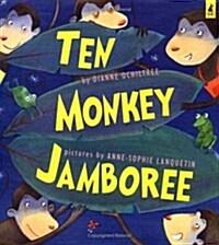 Istorybook 4 Level B: Ten Monkey Jamboree (Paperback)