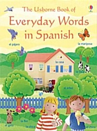 Everyday Words in Spanish (Paperback, New ed)