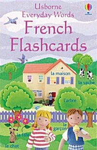 Everyday Words French Flashcards (Novelty Book)