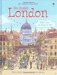 See Inside London (Hardcover)