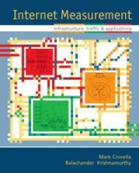 Internet measurement : infrastructure, traffic, and applications