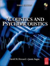 Acoustics and psychoacoustics 3rd ed