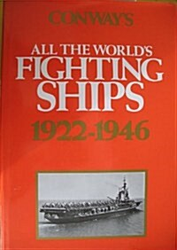 Conways All the Worlds Fighting Ships (Hardcover)