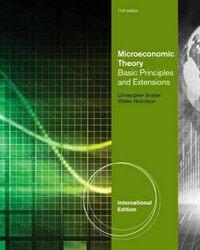 Microeconomic Theory (Paperback, International, 11th Edition)