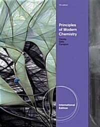 Principles of Modern Chemistry (Paperback, International, 7th)