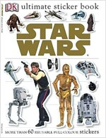 Star Wars Classic Ultimate Sticker Book (Paperback)