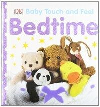 Baby Touch and Feel Bedtime (Board Book)