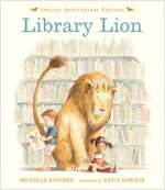 Library Lion (Paperback)