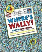 Where's Wally? (Hardcover, 25th anniversary ed)