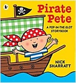 Pirate Pete (Paperback)