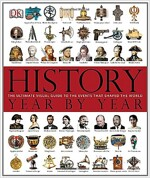 History Year by Year (Hardcover)