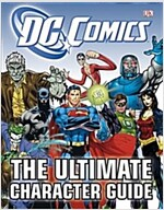 DC Comics The Ultimate Character Guide (Hardcover)