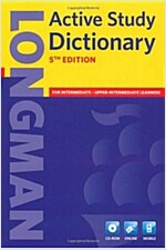 Longman Active Study Dictionary 5th Edition CD-ROM Pack (Package, 5 ed)