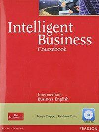 Intelligent Business Intermediate Coursebook/CD Pack (Package)